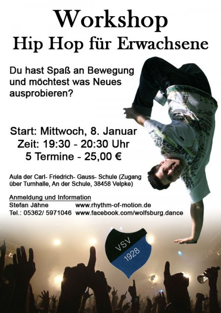 Hip Hop Erwachsene Workshop Jan-2014 600